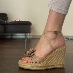 Bakers wedge sandals
